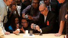 Erste offizielle Bilder: Das ist das iPhone 5