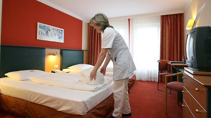 Viele Hotels drücken ein Auge zu, aber nur bei kleinen Dingen.