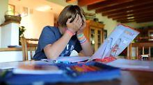 Immer mehr Kinder leiden an Konzentrationsstörungen.