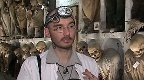 Ein Kriminalbiologe ermittelt: Größte Mumiensammlung der Welt in Palermo