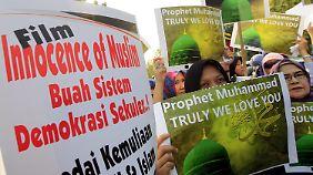 Botschaften in islamischen Ländern: Deutschland verschärft Sicherheit