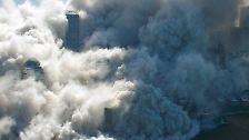 11. September 2001: Geheime Bilder veröffentlicht