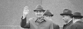 Bilderserie: Michail Gorbatschow, Totengräber der Sowjetunion