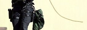 Die GSG 9 soll Deutschland vor Terrorangriffen schützen.