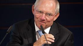 Rede im Wortlaut: Schäuble lobt Portugals Sparkurs