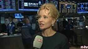 """Sandra Navidi, Beyond Global: """"Das Gelddrucken geht weiter"""""""