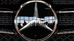 Daimler Gewinnwarnung: Zetsche senkt Erwartungen