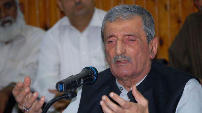 Ghulam Ahmad Bilour