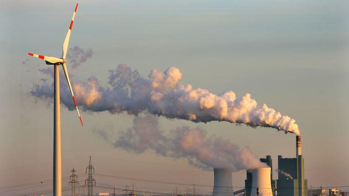 Laut Umweltbundesamt ist die Luft in Deutschland deutlich sauberer als vor der Wende.