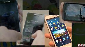 n-tv Ratgeber Hightech: Die besten Android-Smartphones