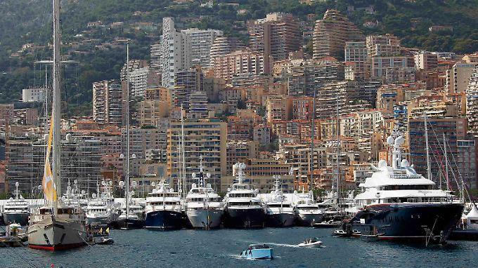 Wahrscheinlich war Monaco nur eine Durchgangsstation.