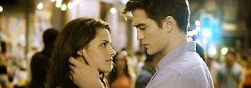 Gehen sie wieder auf Tuchfühlung? Kristen Stewart und Robert Pattinson.