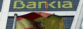 Bankia müssen mit Milliarden unterstützt werden.