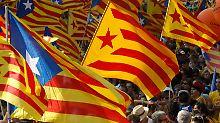 Die Krise stärkt den Separatismus: Katalonien droht Madrid