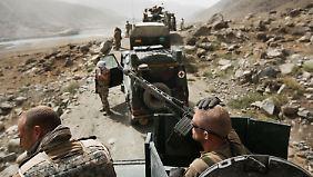 Mehr als 50 Bundeswehrsoldaten sind schon in Afghanistan gefallen.