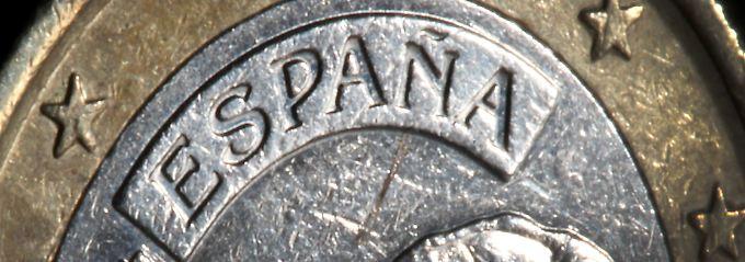 Der schwache Einkaufsmanagerindex dürfte den Druck auf Spanien, unter den Rettungsschirm zu schlüpfen, erhöhen.