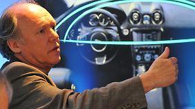 Jaguar-Chefdesigner Ian Callum.