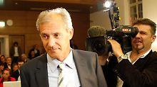 Josef Martinz will in Berufung gehen.