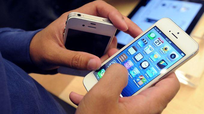 Samsung will gegen das iPhone 5 wegen Patentverletzungen klagen.