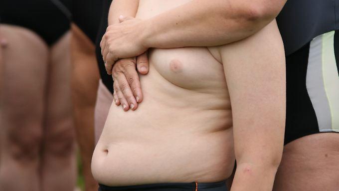 Schon jedes fünfte Kind in Deutschland hat Übergewicht.