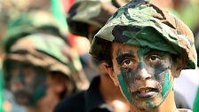 """""""Gewalt und bedingungsloser Gehorsam"""": Der Missbrauch an Kindersoldaten"""