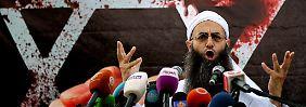 Salafisten rufen offen zum Kampf gegen andere Religionen auf.