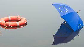 Europa muss an den Tropf: Reicht der ESM?