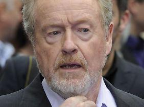 Der britische Regisseur Ridley Scott wirft die Kameras wieder an.