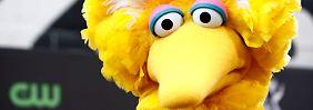 """""""Wehe, wenn Du jemals, jemals Big Bird bedrohst!"""" war eine der Reaktionen auf Romneys Äußerungen."""