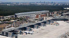 Frankfurter Flughafen will an die Spitze: Neuer Flugsteig nimmt Betrieb auf