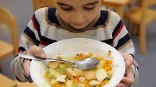 Tausende Schulkinder haben sich durch Sodexo-Essen Novoviren eingefangen.