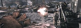 """Es geht ums Töten und Nicht-getötet-werden. Eine der beliebtesten Spieleserien auf den Markt: """"Call of Duty""""."""