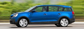 VW plant eine Familie von Billigmodellen.