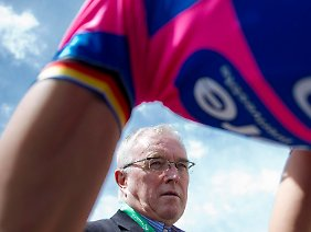 Aussitzen funktioniert nicht: Pat McQuaid, skandalgeplagter UCI-Boss unter Dauerbeschuss.