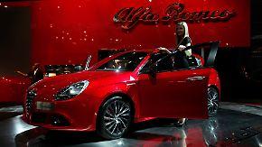 Tiefschlag für Fiat?: VW offenbar an Alfa Romeo interessiert