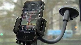 n-tv Ratgeber: Smartphones als Navigationsgeräte