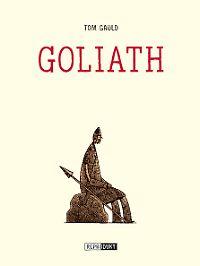 """""""Goliath"""" ist bei Reprodukt erschienen und hat 96 Seiten in Klappenbroschur. Der Band kostet 15 Euro (D)."""