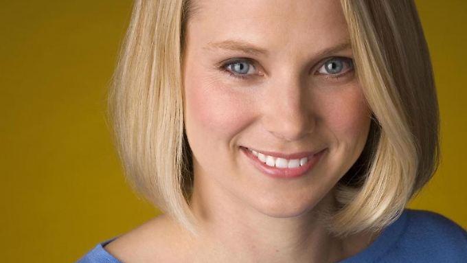 Marissa Mayer ist der dritte Yahoo-Lenker binnen eines Jahres.