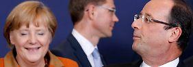 Keine Sturzgeburt bei Bankenaufsicht: Merkel setzt sich bei EU-Gipfel durch