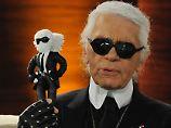 Karl Lagerfeld lebt seit Jahrzehnten in Frankreich.