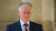Fritz Kuhn ist erst der vierte Stuttgarter OB seit dem Zweiten Weltkrieg.