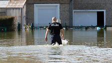 """Tödlicher Sturm: """"Xynthia"""" fegt über Westeuropa"""