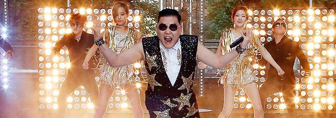 Psy behauptet, der Gangnam Style sei erlernbar, erfordere aber durchaus einige Übungsstunden.