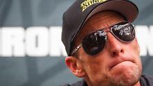 Einer der größten Betrüger der Sportgeschichte: Lance Armstrong.