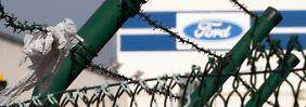Ford-Werk in Genk: Offenbar droht die Schließung.