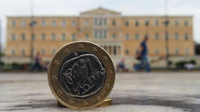 Geld bekommt Griechenland (noch) nicht, nur Zeit.
