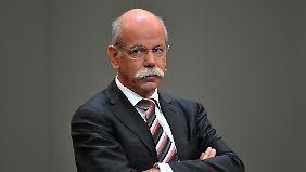 Zweifach verpatzte Quartalszahlen: Daimler macht es wie Google