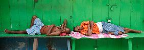 Bilderserie: Schlaf - ein lebenswichtiger Trieb