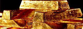 Goldbarren im Bundesbank-Safe: Ein sanftes Ruhekissen?
