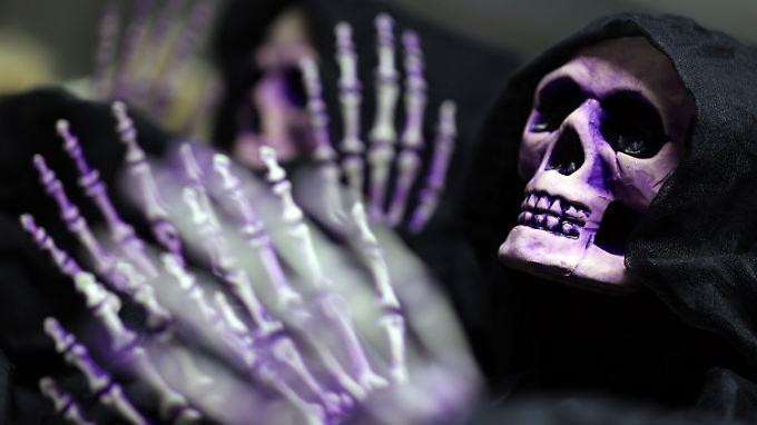 """Der Handel bestreitet nicht, Halloween in Deutschland mit """"erfunden"""" zu haben."""